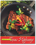 Cooking with Texas Highways Cookbook Cover