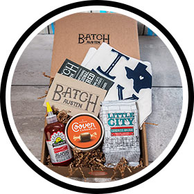 Access to purchase the Texas Batch Box