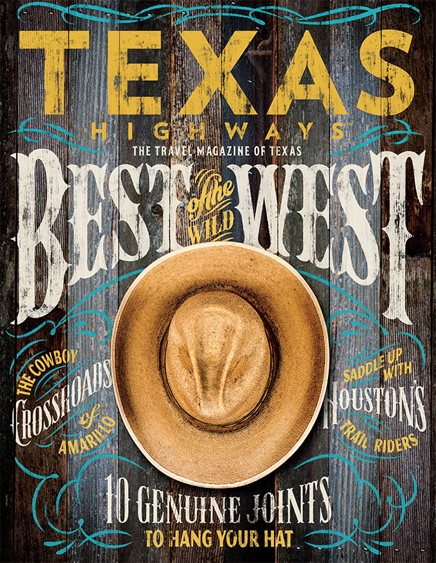 Best of the West: February 2018 Magazine Cover