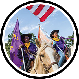 Prairie View, the first black trail ride, celebrates its 60th anniversary this year.