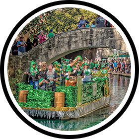 San Antonio St. Patrick's Day