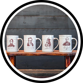 Shop the True Texas Heroes Mugs.