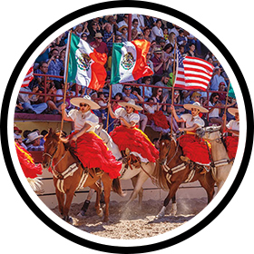 2018: A Day in Old Mexico event