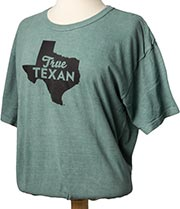 Prairie Sage True Texan T-Shirt