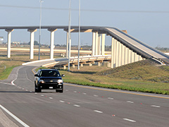 Keeping Texas' economy strong with clear lanes.